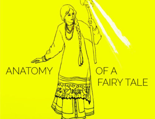 AnAtomy of A fAiry tAle